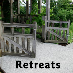 retreats button